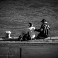 Duo Sur Les Bords de Seine