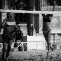 Volley Ball, Place de L' Hotel de Ville